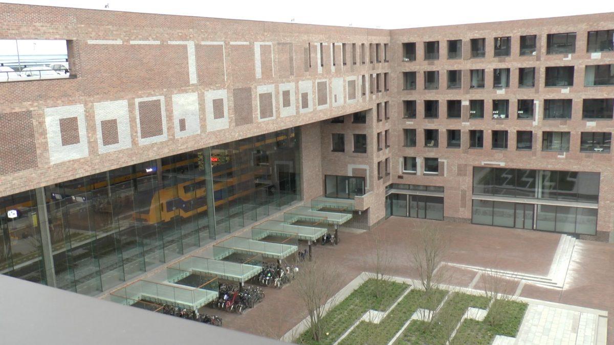 Station Breda OV Terminal Koen van Velsen