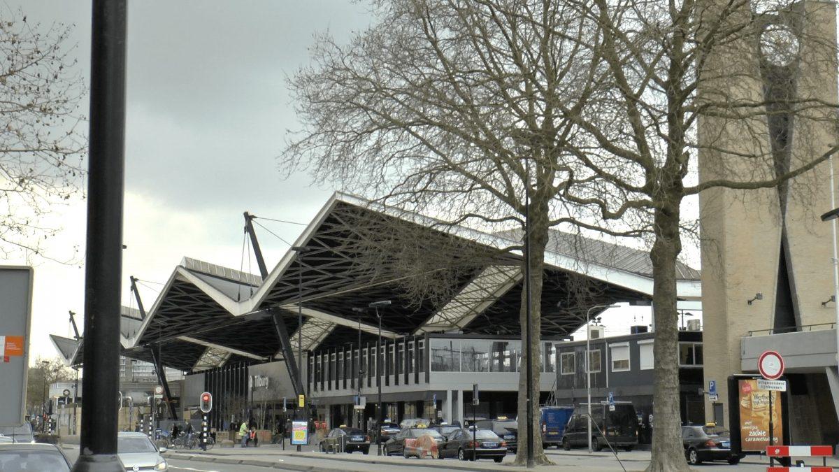 Station Tilburg Spoorzone