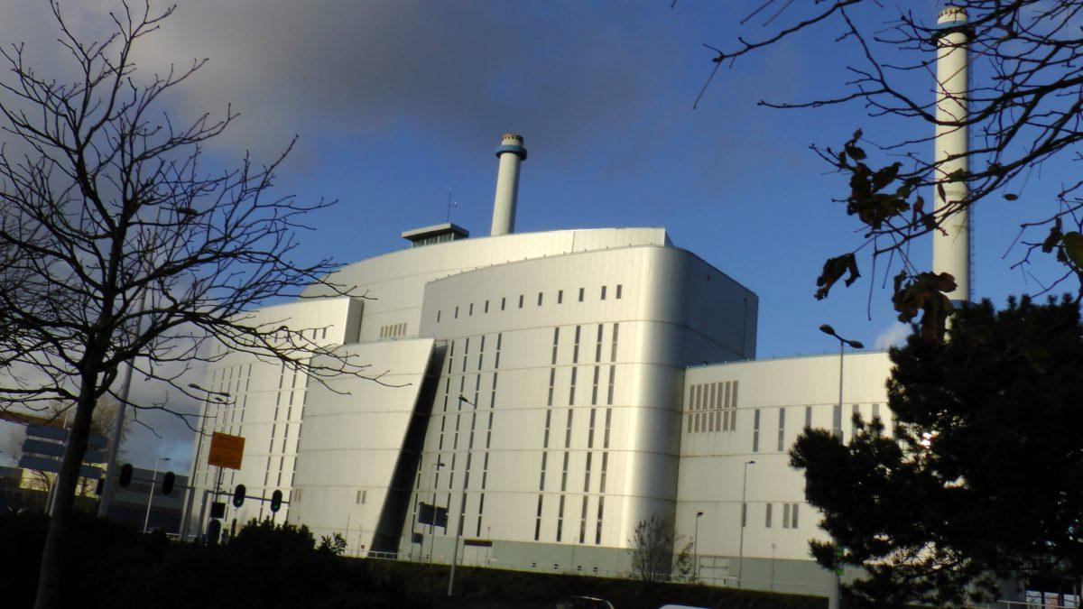 Kathedraal van Zuid Rotterdam Henny van der Most Attractiepark