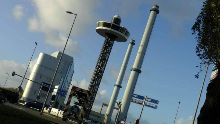 Attractiepark Rotterdam,hennie van der most,ufo restaurant,attractiepark rotterdam open, Denk-Wijzer