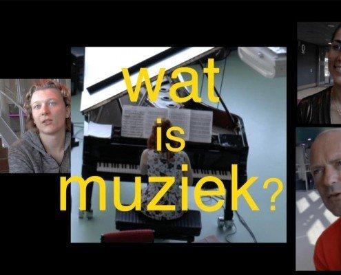 Wat is muziek Kuvenhoven Bohlmeijer Valentina Toth