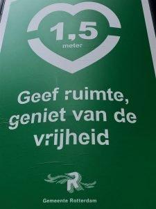 anderhalvemeter-Rotterdam-vrijheid