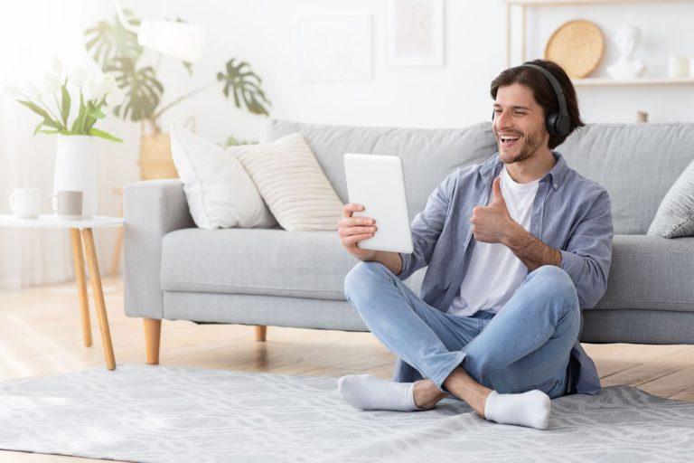 positieve-vent-beeldbellen-thuis
