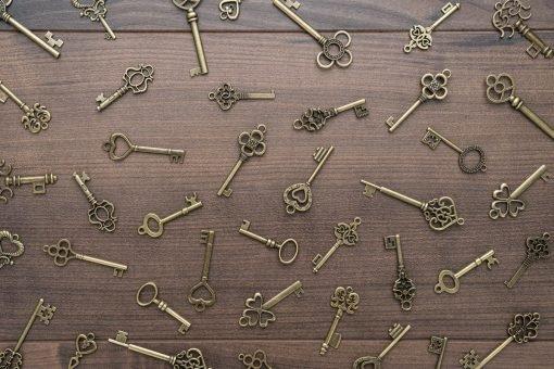 verschillende sleutels wijsheid